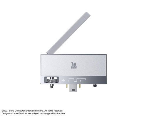 Image 1 for PSP PlayStation Portable 1seg TV Tuner