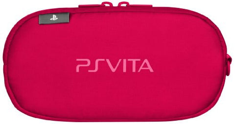 Image for PSVita PlayStation Vita Carrying Pouch (Red)