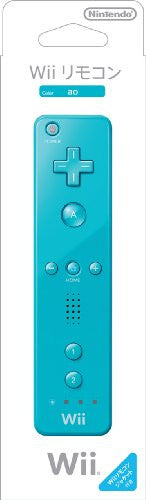 Image 1 for Wii Remote Control (Blue)