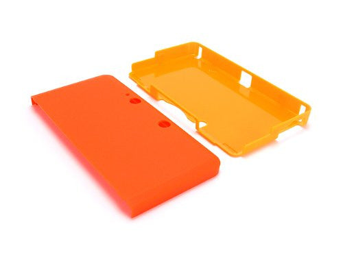 Image 5 for Palette Rubber Hardcover for 3DS (Sunset Orange)
