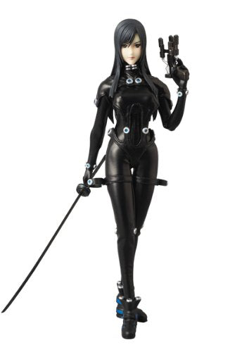 Image 1 for Gantz - Shimohira Reika - Real Action Heroes - 1/6 - 576 (Medicom Toy)