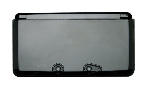Image 3 for TPU Body Cover 3DS (clear black)