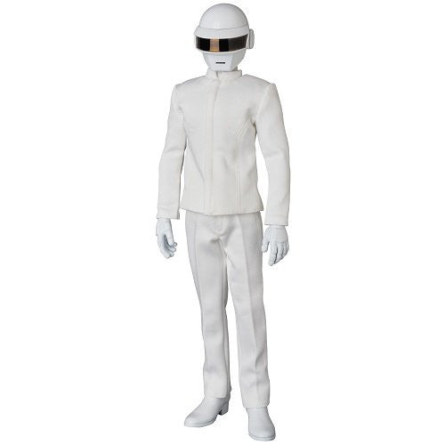 Image 1 for Daft Punk - Thomas Bangalter - Real Action Heroes No.735 - 1/6 - White Suit Ver. (Medicom Toy)