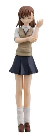 Image for To Aru Majutsu no Index - Misaka Mikoto - Gutto-Kuru Figure Collection - Seifuku Ver. - 22 (Ascii Media Works CM's Corporation)