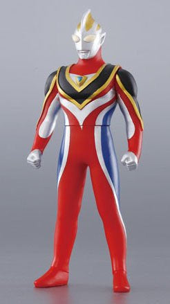 Image 1 for Ultraman Gaia - Ultra Hero Series 2009 - 22 - Supreme Version, Renewal ver. (Bandai)