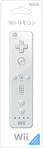 Image for Wii Remote Control (White)