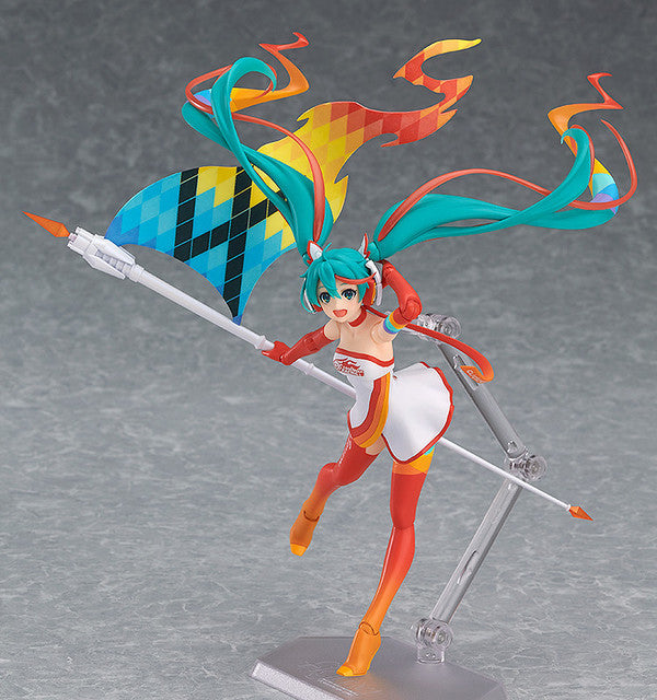 Image 1 for GOOD SMILE Racing - Hatsune Miku - Figma #SP-078 - Racing 2016 (Good Smile Company)