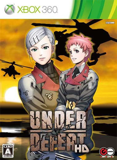 Image 1 for Under Defeat HD [Limited Edition]