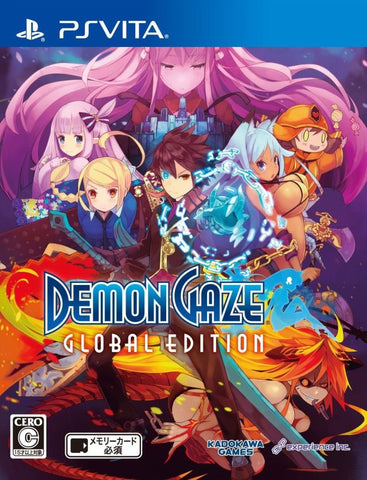 Image for Demon Gaze Global Edition