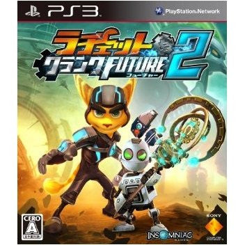 Image for Ratchet & Clank Future: A Crack in Time