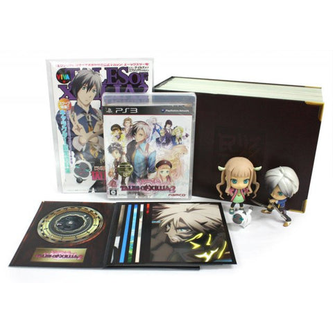 Image for Tales of Xillia 2 [LalabitMarket Luxury Edition Kyun Chara Pack]