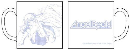 Image 1 for Angel Beats! - Tenshi - Mug (Chara-Ani)