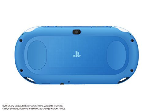 PSVita PlayStation Vita - Wi-Fi Model (Aqua Blue) (PCH-2000ZA23)