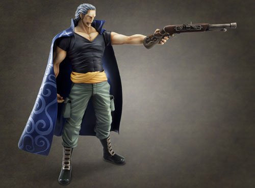 Image 3 for One Piece - Benn Beckman - Excellent Model - Portrait Of Pirates DX - 1/8 (MegaHouse)
