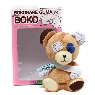 Image 2 for Girls und Panzer - Boko Plushie