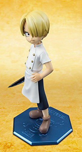 Image 2 for One Piece - Sanji - Excellent Model - Portrait Of Pirates MILD - 1/8 - CB-R1 (MegaHouse)