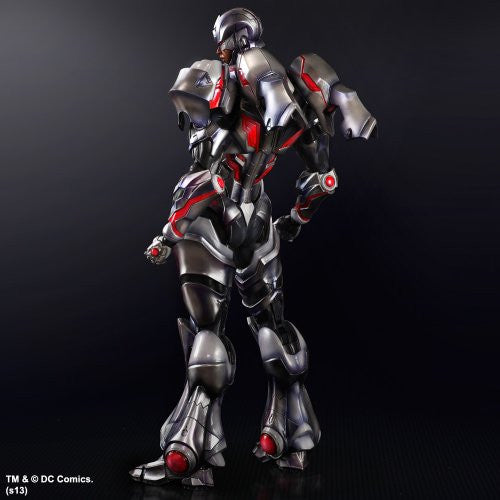 Image 4 for DC Universe - Cyborg - Play Arts Kai - Variant Play Arts Kai - Variant (Square Enix)