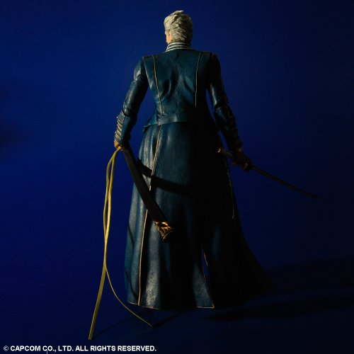 Image 9 for Devil May Cry 3 - Vergil Sparda - Play Arts Kai (Square Enix)
