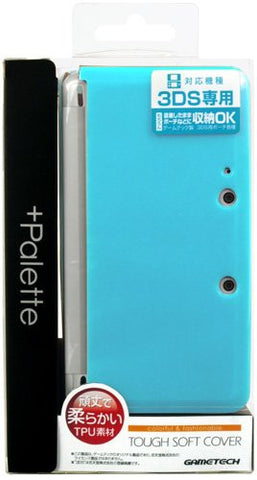 Image for Palette Tough Softcover for 3DS (Sky Blue)