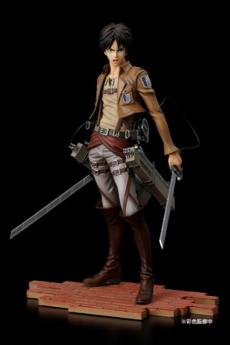 Image 4 for Shingeki no Kyojin - Eren Yeager - BRAVE-ACT - 1/8 (Sentinel)