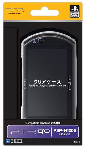 Image for Clear Case for PSP go