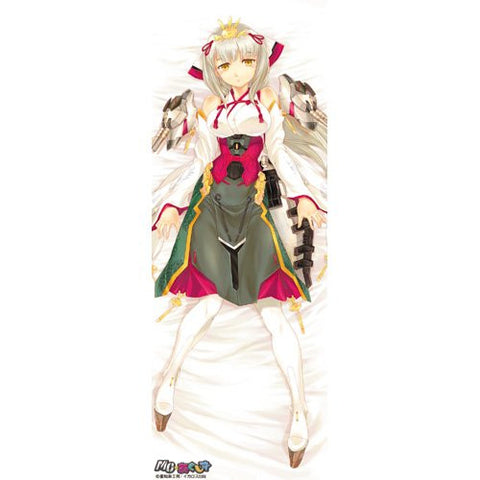 Image for Princess is Japan Battle Ship!? - Ise - Dakimakura Cover (Brain Police)