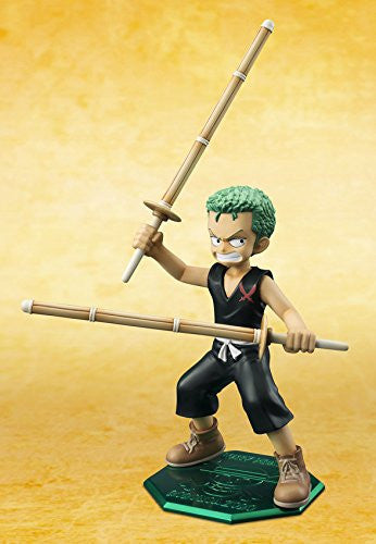 Image 2 for One Piece - Roronoa Zoro - Excellent Model - Portrait Of Pirates MILD - 1/8 - CB-R2 (MegaHouse)