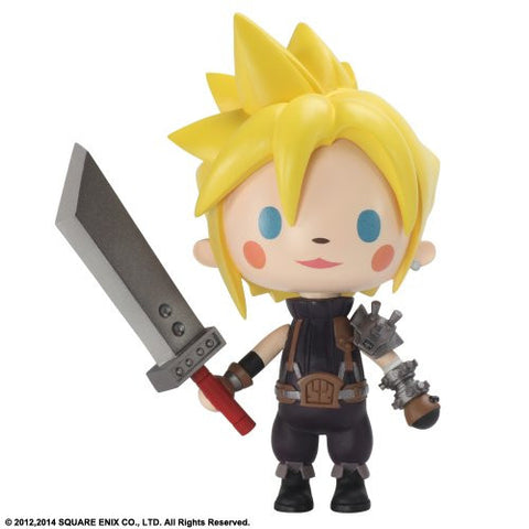 Image for Theatrhythm Final Fantasy - Cloud Strife - Static Arts Mini (Square Enix)