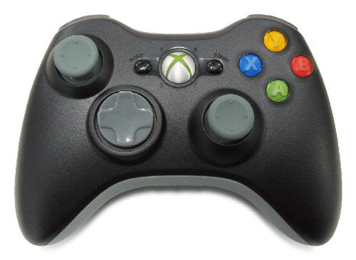 Image 1 for Xbox 360 Wireless Controller (Black)