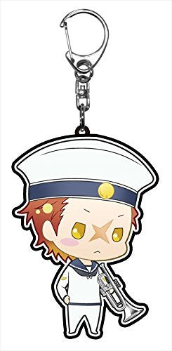 Image 1 for Kiniro no Corda 3 - Hozumi Shirou - Keyholder - Seishinkan Navy Uniform Ver. (Koei Tecmo Games)