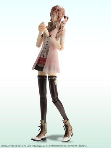 Image 2 for Final Fantasy XIII - Serah Farron - Play Arts Kai - Play Arts 改 -Kai- (Square Enix)