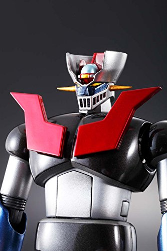Image 2 for Mazinger Z - Soul of Chogokin GX-01R - 40th Anniv. (Bandai)