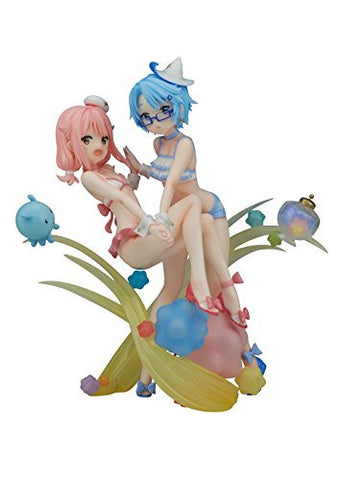 Image for Houkago no Pleiades - Aoi - Subaru - Swimsuit ver. (Flare)