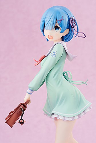 Re:Zero kara Hajimeru Isekai Seikatsu - Rem - 1/7 - High School Uniform Ver. (Kadokawa)
