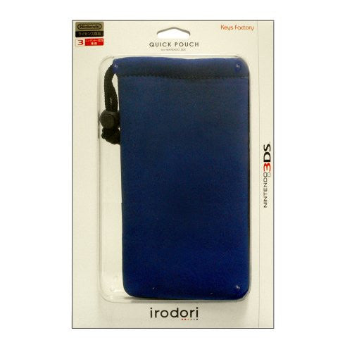 Image 1 for Quick Pouch 3DS (blue)