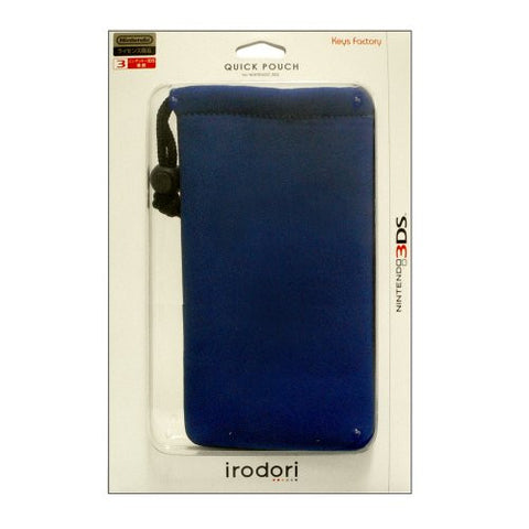 Image for Quick Pouch 3DS (blue)