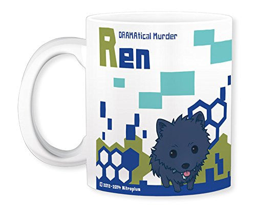 Image 2 for DRAMAtical Murder - Ren - Mug (Gift)