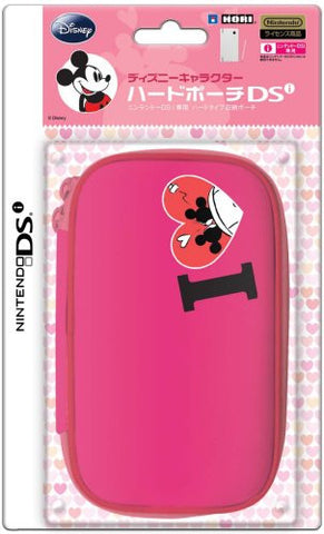 Image for Disney Character Hard Pouch DSi (Minnie Pink)