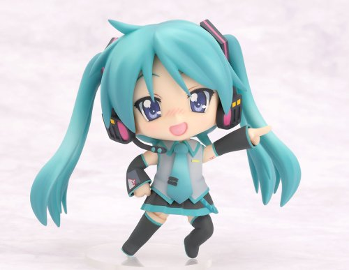 Image 2 for Lucky☆Star - Hiiragi Kagami - Nendoroid - 062 - MikkuMiku (Good Smile Company)