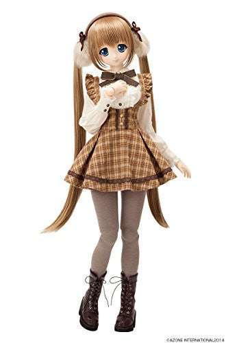 Image 1 for Mocha - Azone Original Doll - Happiness Clover - 1/3 - Winter Fairy Tail (Azone, Obitsu Plastic Manufacturing)