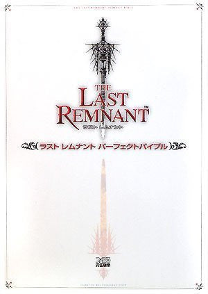 Image for The Last Remnant The Perfect Bible