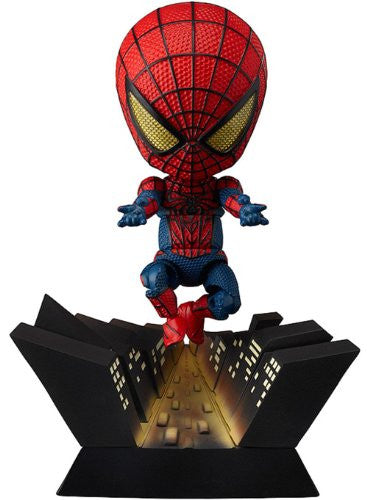 Image 1 for The Amazing Spider-Man - Spider-Man - Nendoroid #260 - Full Action (Good Smile Company)