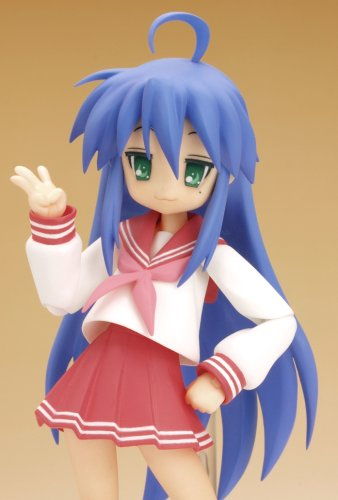 Image 7 for Lucky☆Star - Izumi Konata - Figma #008 - School Uniform Ver. (Max Factory)