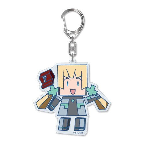 Image 2 for Rakuen Tsuihou: Expelled From Paradise - Angela Balzac - Keyholder - Data Angela (Hobby Stock)