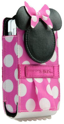 Image 3 for Character Case for 3DS (Minnie Mouse Edition)