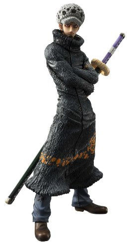 "Image 1 for One Piece - Trafalgar Law - Excellent Model - Portrait Of Pirates ""Sailing Again"" - 1/8 - Timeskip (MegaHouse)"