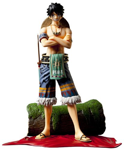 Image 5 for One Piece - Monkey D. Luffy - Door Painting Collection Figure - 1/7 - Animal ver. (Plex)