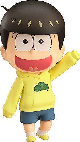 Image 1 for Osomatsu-san - Matsuno Jyushimatsu - Nendoroid #648 (Orange Rouge)
