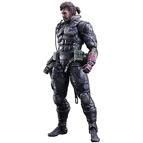 Image 1 for Metal Gear Solid V: The Phantom Pain - Venom Snake - Play Arts Kai - Sneaking Suit ver. (Square Enix)