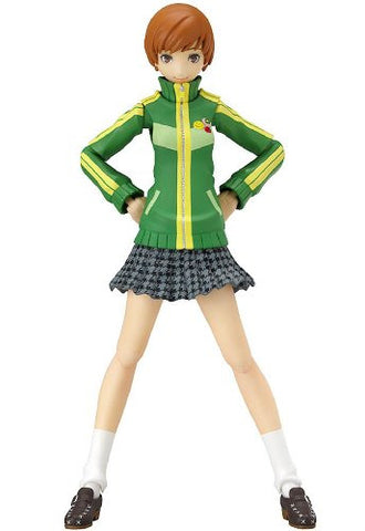 Image for Persona 4: The Animation - Shin Megami Tensei: Persona 4 - Satonaka Chie - Figma #136 (Max Factory)